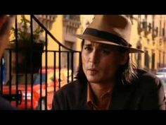 Johnny Depp & Goran Bregovic - American Dreamer. This is a beautiful Johnny compilation, it made me cry!
