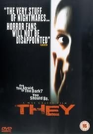 Wes Craven's : They - Ethan Embry - REGION 2 DVD - NEW & FACTORY SEALED - HORROR   DVDs, Films & TV, DVDs & Blu-rays   eBay!