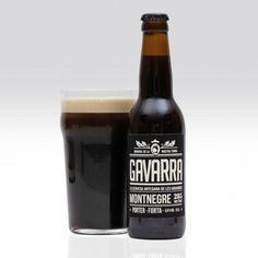 Gavarra Beer / designed by Font3studi