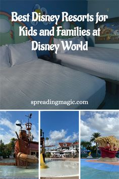 The Walt Disney World Resort hotel has over twenty properties that you can choose from. With so many choices, how do you choose the best fit for your family? We are recommending the best Disney resorts for kids and families based on interests and plans. #Disney #DisneyWorld #DisneyVacation #DisneyHotel #DisneyResort #DisneyHotels #DisneyResorts #FamilyTravel #FamilyVacation #TravelwithKids #Orlando #Florida Disney World Hotels, Disney Destinations, Disney World Resorts, Disney Vacations, Walt Disney World, Best Disney Resort, Disney Cruise Line, Disneyland Resort, Florida Resorts