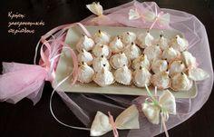 Greek Sweets, Greek Desserts, Arabic Sweets, Mini Desserts, Greek Recipes, Delicious Desserts, Sweets Recipes, Cookie Recipes, Truffles