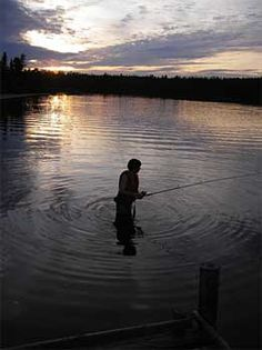 Wheeler River Lodge - a fly-in fishing and hunting adventure in remote, northern Saskatchewan