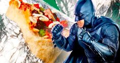 Batman Impersonator Celebrates 500 Day Chipotle Eating Spree -- An Ohio man named Bruce Wayne ate Chipotle for 500 days straight and has lived to start a new adventure. -- http://movieweb.com/batman-bruce-wayne-chipotle-500-day-record/