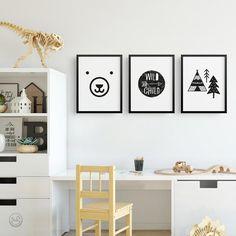 Nursery Prints, Nursery Wall Art, Nursery Decor, Wall Decor, Room Decor, Handmade Art, Etsy Handmade, Kids Prints, Art Prints