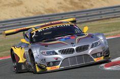 Blancpain Endurance Series - BMW Z4 GT3 by marcVDS racing