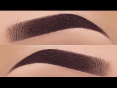 Depilación y Maquillaje de Cejas Tutorial Compilacióm / Hair Removal of Eyebrow Makeup 2017 - YouTube