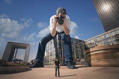 Little Big Men...in Paris by Cal Redback, via 500px