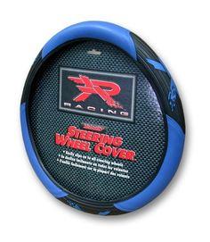 Blue R Racing Velocity Style Steering Wheel Cover Plasticolor http://www.amazon.com/dp/B0002NILZQ/ref=cm_sw_r_pi_dp_tjy2tb0WBDM2FATZ