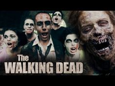 Life is hard for the Walking Dead musical number. As told by the Walking Dead.