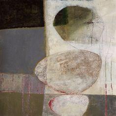 Jane Davies - Submerge #4, acrylic on panel