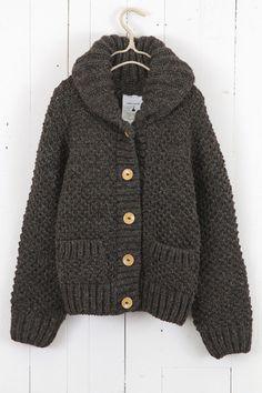 shawl knit cardigan ++ niko and...