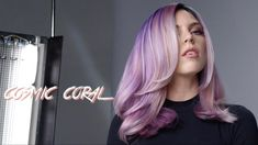 The NEW Guy Tang Super Power Direct Dyes are now available globally. Do you like the Cosmic Coral on Stephanie? Get your Guy Tang color. Guy Tang Hair, Caring For Colored Hair, Ariana Instagram, Coral Hair, Salon Services, Color Lines, Hair Transformation, Fashion Colours, Cut And Color