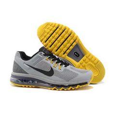 f535329d3c92  69.99 Deal Extreme Air Max 2013 Shoes White Black Mens Shoes  www.sportsdealextreme.com