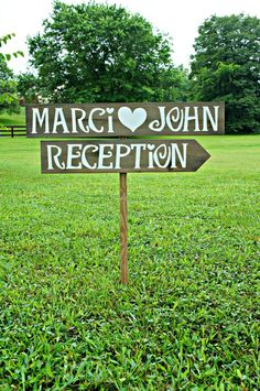 Wedding Reception Sign, Wedding Reception Decorations, Wedding Reception Decor, Wedding Reception, Rustic Wedding Decor, Wood Wedding Signs