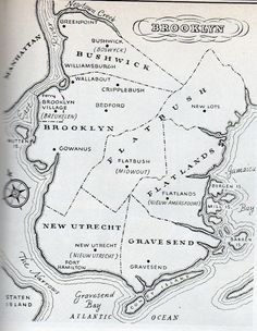 Zip Codes Map Manhattan New York City Ny Infographics