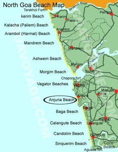 anjuna beach, etc. Spring Snow, Goa India, India Travel, Incredible India, Continents, Amazing Places, Kerala, Exploring, The Good Place