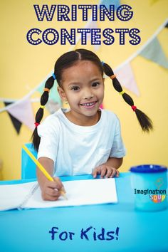 Writing Contests for Kids (and Other Ways To Get Published)