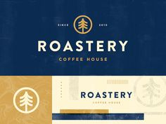roast_drib Vintage Logo Design: Inspiration, Tips, And Best Practices Coffee Label, Coffee Shop Logo, Coffee Branding, Coffee Packaging, Chocolate Packaging, Brand Identity Design, Branding Design, Label Design, Package Design