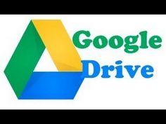 Como Funciona o Google Drive ou Gdrive - YouTube