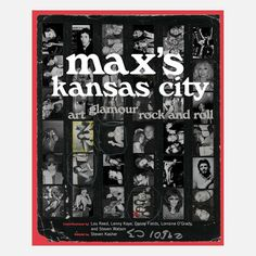 Steven Kasher: Maxs Kansas City, at 29% off!