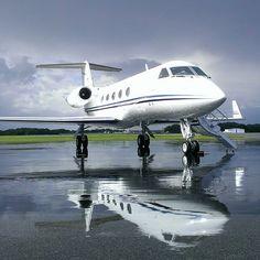 Gulfstream III Tampa Private Jet