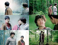 I love how Merlin wants  Mordred dead!!! love evil merlin hehe