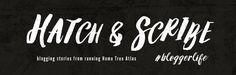 Hatch & Scribe - DIY Blog Setup
