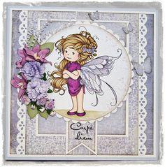 Sylvia Zet: Summer Fairy by Maya Stenshagen