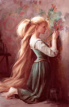Tangled concept art by Claire Keane - Gorgeous! Description from pinterest.com. I searched for this on bing.com/images