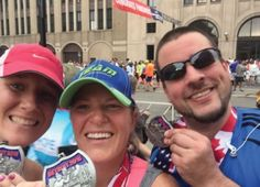 You never forget your first–your first race, that is. Never Forget You, You Never, Running Magazine, Running Women, Bucket, Racing, Running, Auto Racing, Buckets