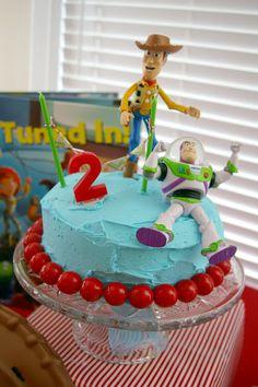 Bridgey Widgey: Toy Story Party #1