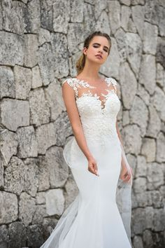 0cd8c4258834 Dando London by Christine Dando from Say yes to the dress UK - Bakerloo -  Column