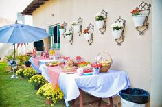 Festa PicNic - Menino   Levi's Festas