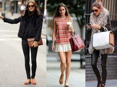 Olivia Palermo - Street Style - Best Dressed 2012