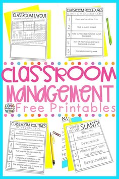 The Ultimate Classroom Management Guide - Longwing Learning