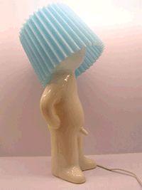 INFMETRY:: Mr.P Shy Boy Desk Lamp - Lighting - Home