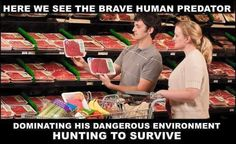 #VeganHumor #CanineTeethThough