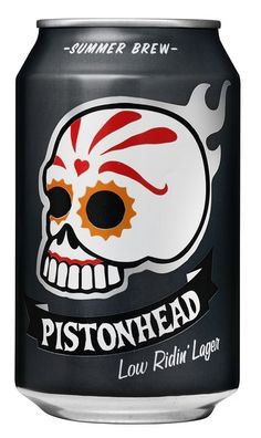 Skull Packaging in Food and Drinks – 20 Great Ones
