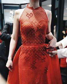 Fittings. #process #adriangan #couture #hautecouture
