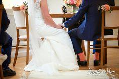 Elly and Greg - Farnham Castle #wedding   Senior Mac Photography