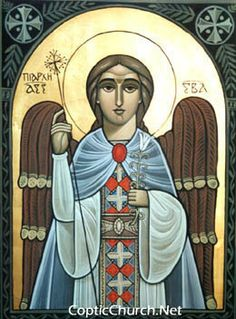 Coptic Angel