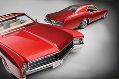 1967 Buick Riviera.