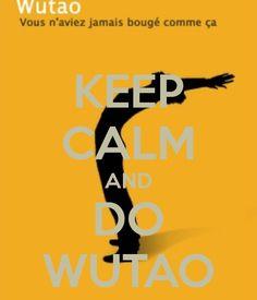 KEEP CALM AND DO WUTAO