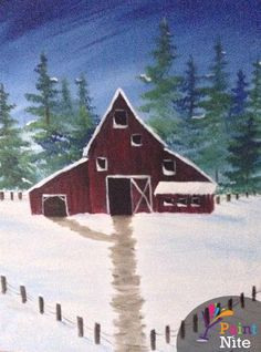 Paint Nite Capecod | Ernie's January 26