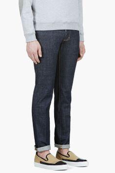 DSQUARED2 Dark Blue Classic Slim Jeans