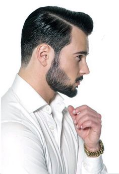 Mens Hair and Beard.