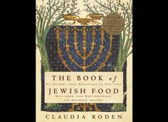 The Book of Jewish Food Claudia Roden's monumental work tells the story of the Jewish people through food. Roden includes explanations of dietary laws and holiday customs and traditions. With 800 recipes, this is the book to beat all other cookbooks on Jewish cuisine. Food lovers will appreciate the depth and breadth of this tome Hanukkah gifts