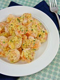 Panko Baked Shrimp