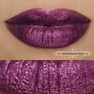 House of Beauty - Lip Hybrid - ENCHANTED - Pansy Purple With Maroon Undertone