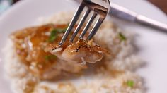 Honey-Mustard Skillet Chicken: This is the classiest honey-mustard chicken we've ever eaten. Honey-mustard lovers, rejoice!